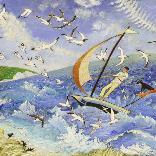 Anna Pugh - Wallace Goes To Sea